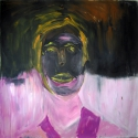 Sunburned 2008 Oil, canvas 145x140cm